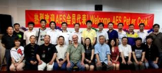 AES Forms First Section in Mainland China