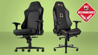 Terrific The Best Gaming Chairs 2019 Pc Gamer Squirreltailoven Fun Painted Chair Ideas Images Squirreltailovenorg