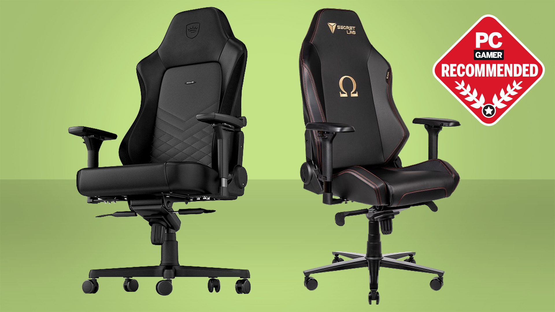 The Best Gaming Chairs 2019 Pc Gamer