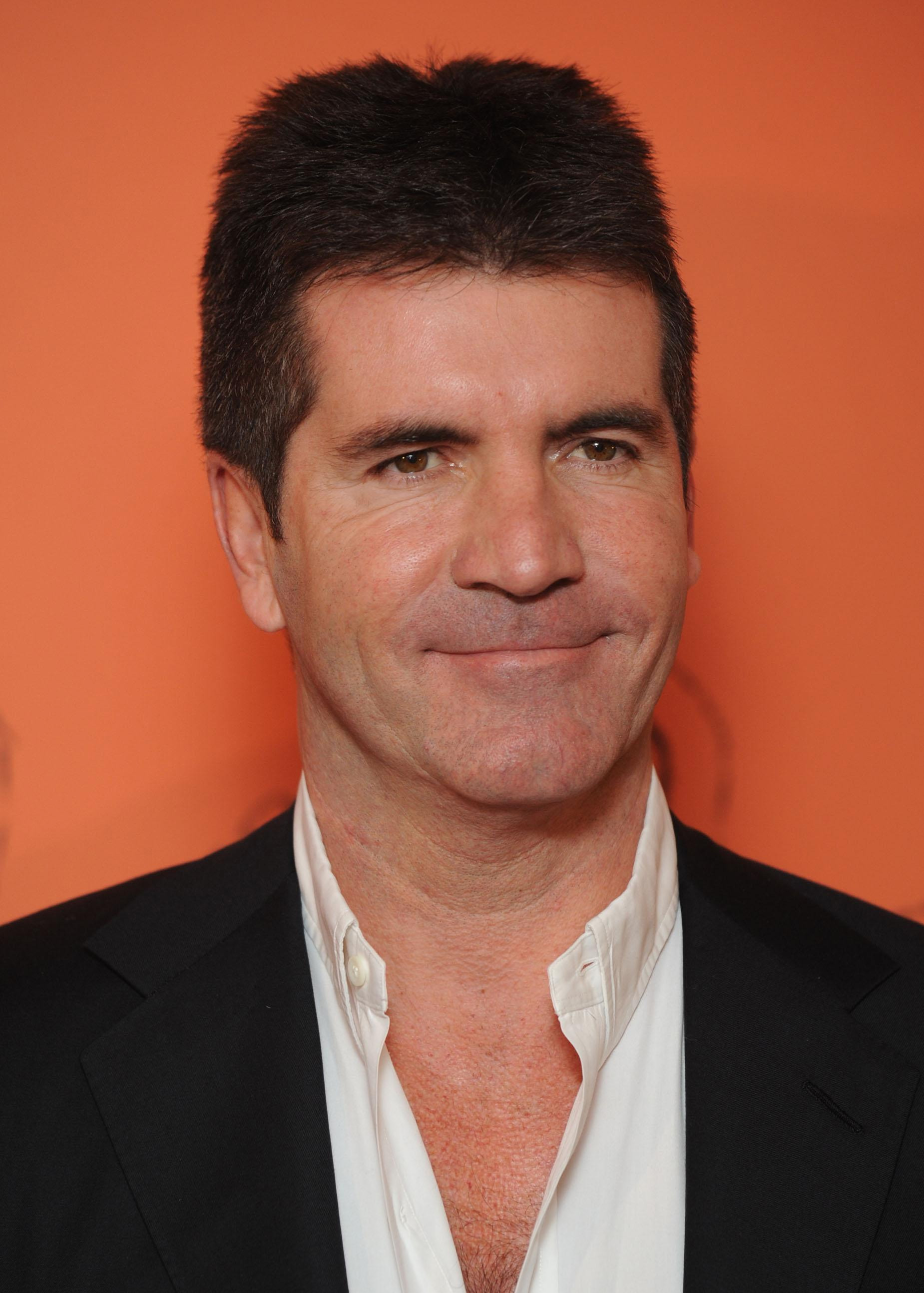Cowell cursed by Britain's Got Talent witch