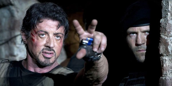 Sylvester Stallone Gets Fans Pumped For The Expendables 4