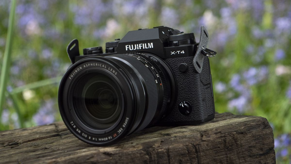 Flagship Fujifilm X-T4 mirrorless camera launched in India