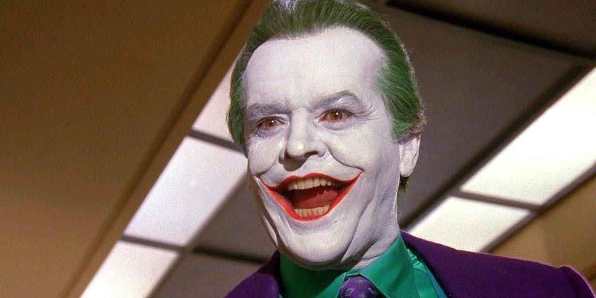 Jack Nicholson the joker batman
