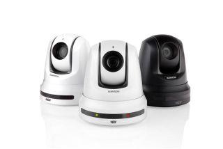 Salrayworks PTZ cameras with NDI