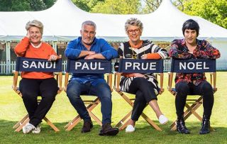The Great British Bake Off 2018 Channel 4