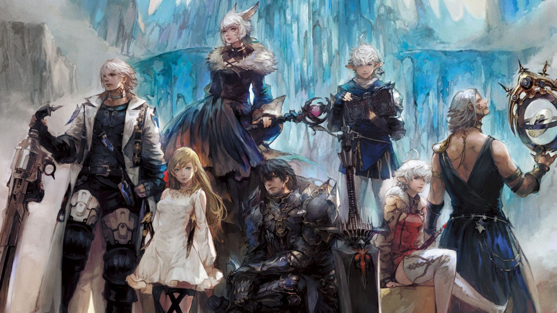 How Final Fantasy 14 clawed its way back from disaster to become 2020's best MMO