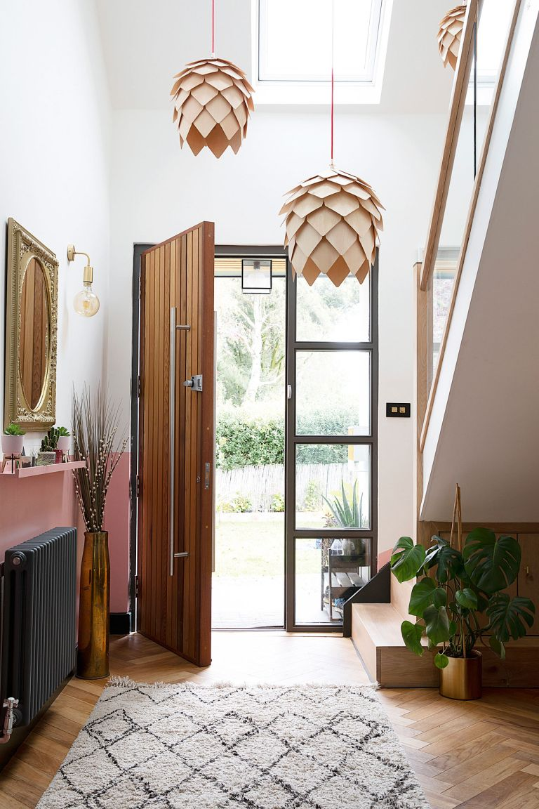 January 2020: Debbie Goodwin set about lovingly renovating the bungalow her dad built