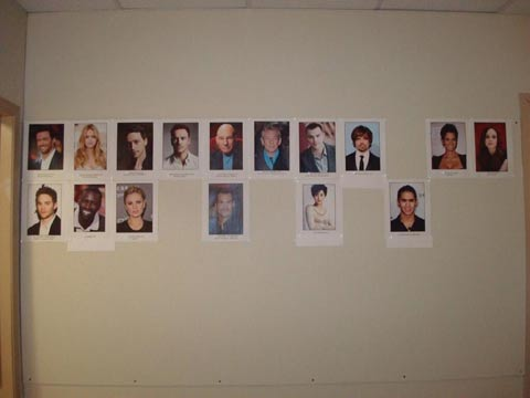 X-Men DFP Cast