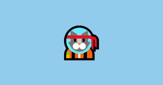 Windows 10 has a new exclusive emoji: the Astro Cat