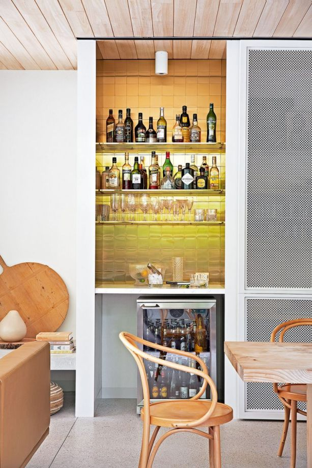 Cool and Stylish Home Bars