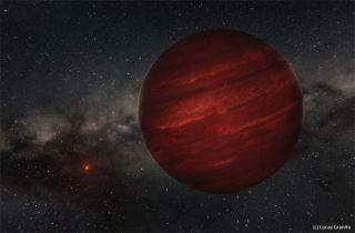 Exoplanet Around Star GU Psc