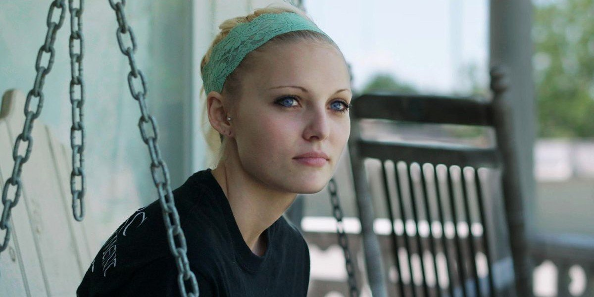 Daisy Coleman in Audrie and Daisy (2016)