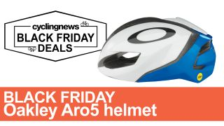 Black Friday Oakley Aro5 MIPS Helmet Deal