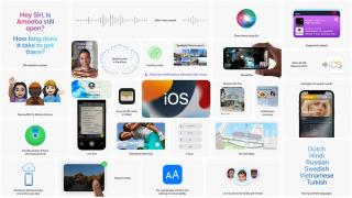 iOS 15 at WWDC 2021