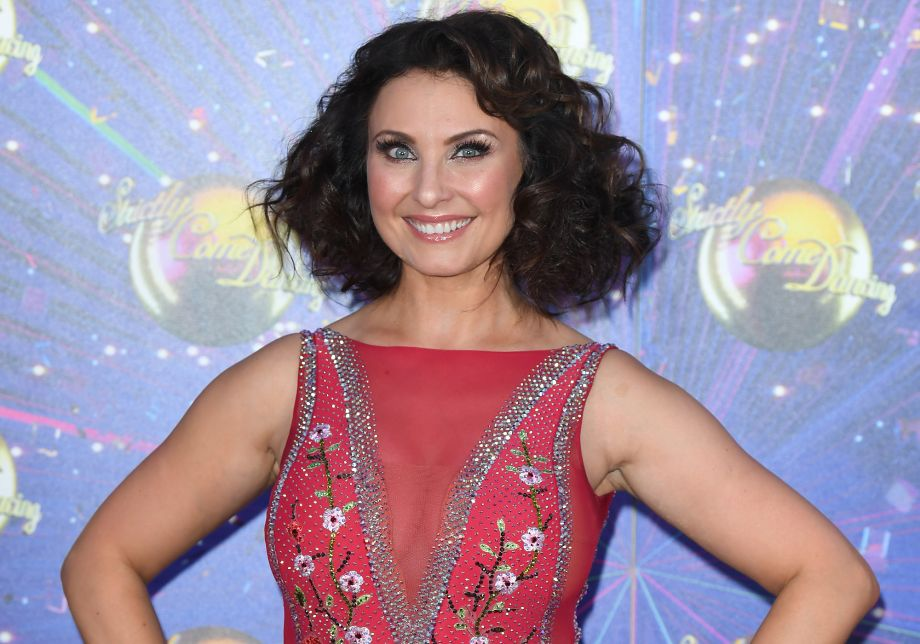 EastEnders star Emma Barton attends the Strictly Come Dancing launch