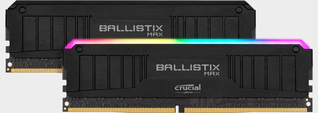 You can 3D print your own custom lightbar for Crucial's new RAM