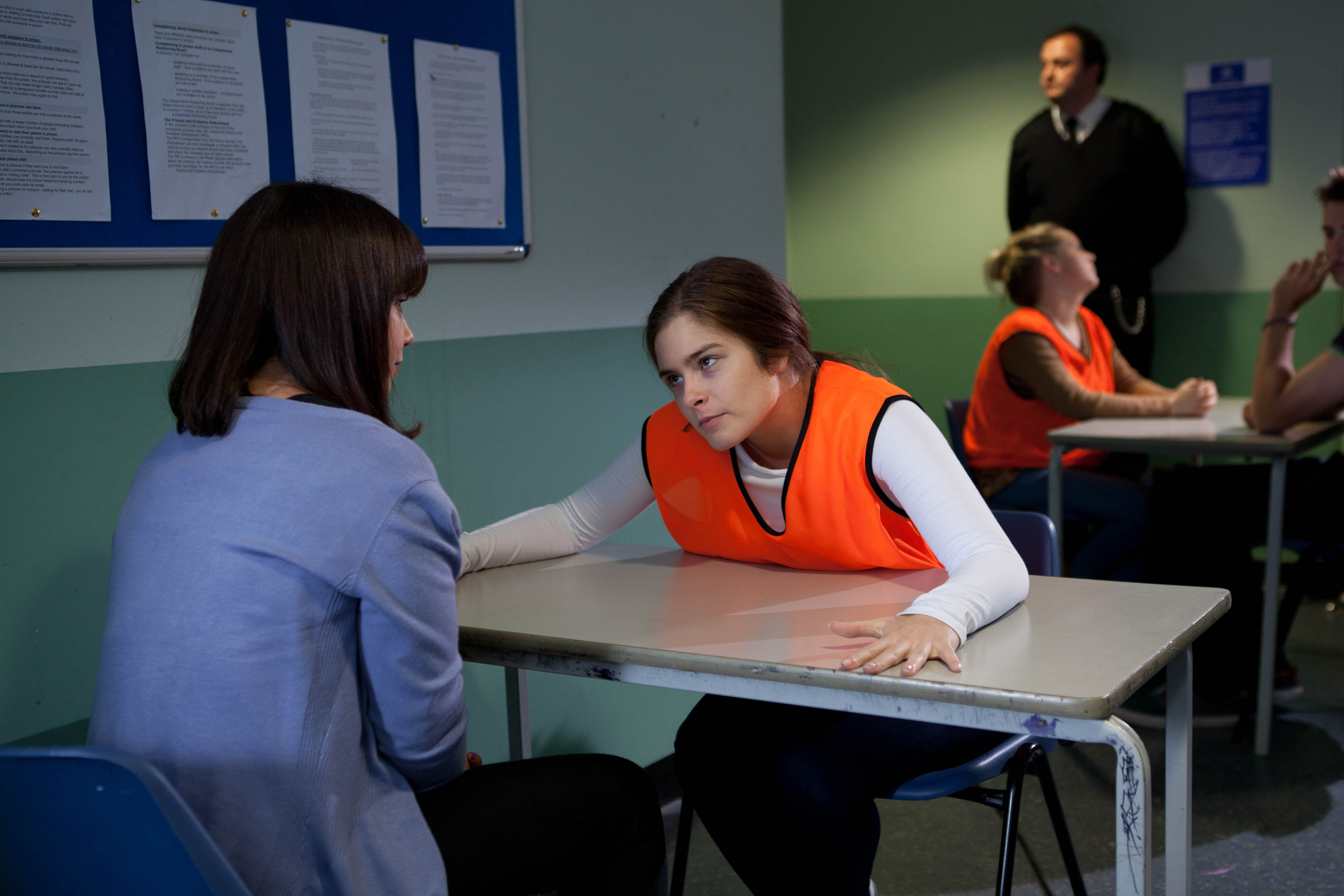 Can Nancy help Mitzeee remember the truth?