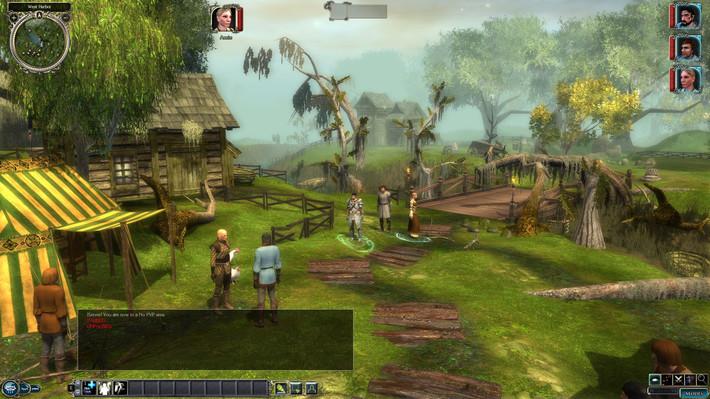 Лучшие ролевые игры - Neverwinter Nights 2
