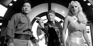 Captain Proton episode of Star Trek Voyager