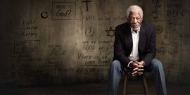 The Best Documentaries Narrated By Morgan Freeman, Including The Story Of God