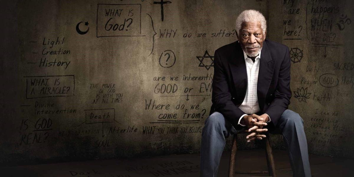 Morgan Freeman - The Story of God with Morgan Freeman Promotional Material