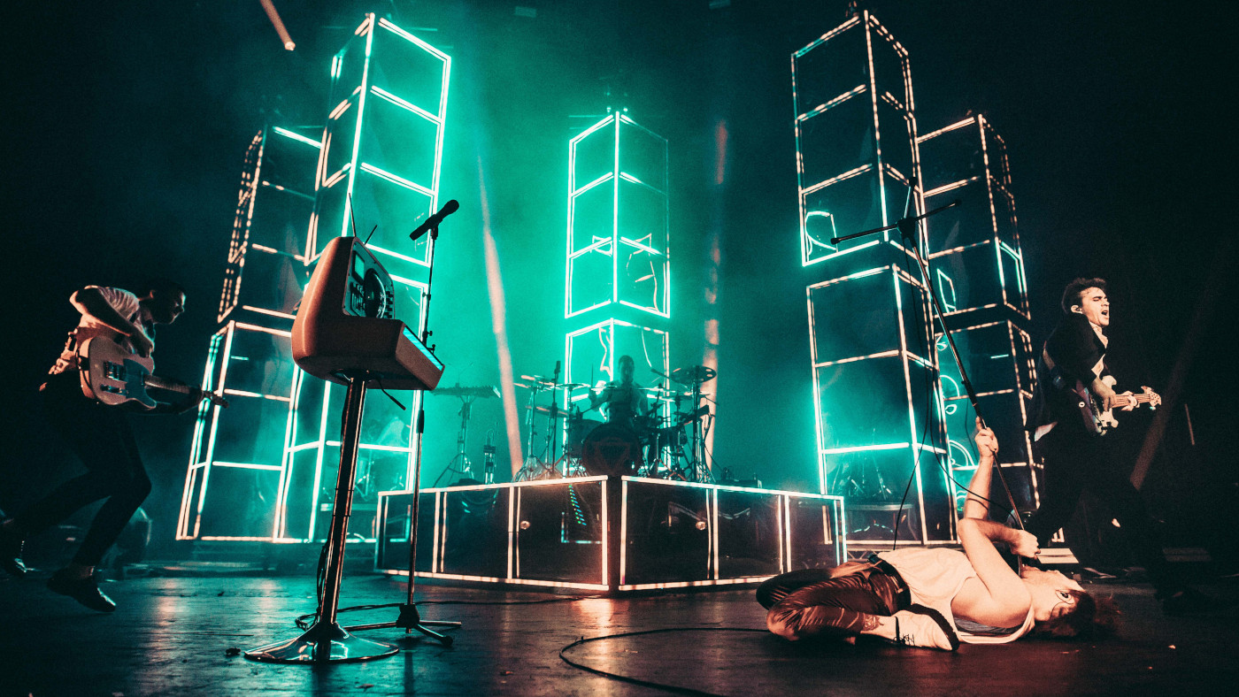 "Enter Shikari's Rou Reynolds: ""We are a creative species, full stop. That's one of the defining features of humanity"" 
