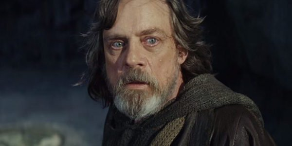 Mark Hamill in The Last Jedi
