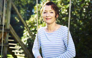 Lesley Manville as Cathy in Mum