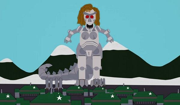 South Park Barbara Streisand