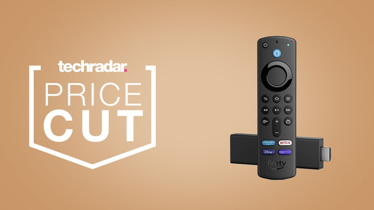 Amazon sale slashes the Fire TV Stick 4K to a new bargain price