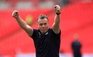 Tranmere Rovers v Newport County – Sky Bet League Two Play-off – Final – Wembley Stadium