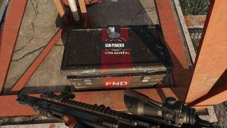 Far Cry 6 gunpowder