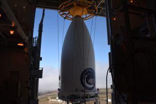 NROL-42 payload fairing