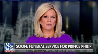 Fox News' Martha MacCallum