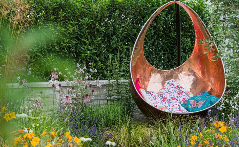 RHS Tatton Park Flower Show: The Phytosanctuary Garden designed by Kristian Reay 2019