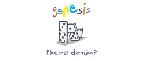 Genesis - The Last Domino? cover art