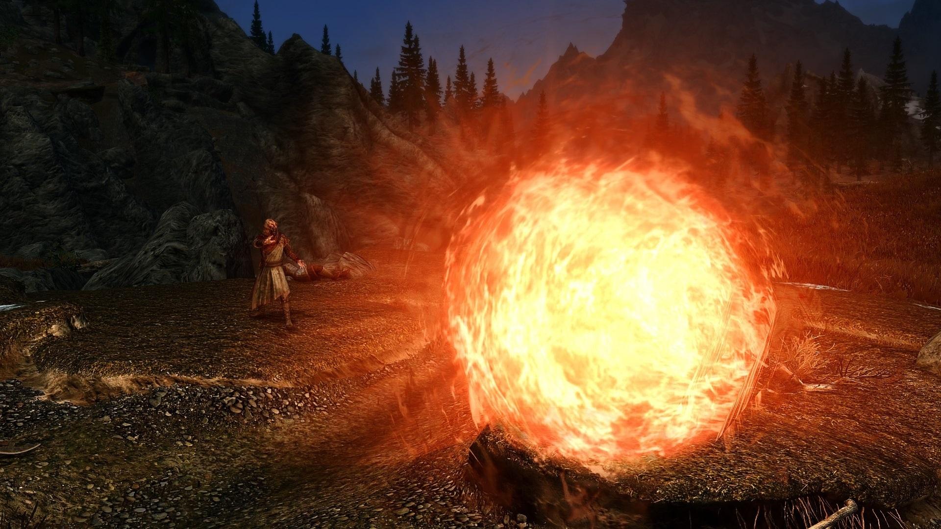Skyrim: Special Edition mod - Arcanum