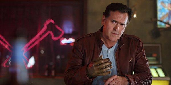 Bruce Campbell in Ash vs. Evil Dead