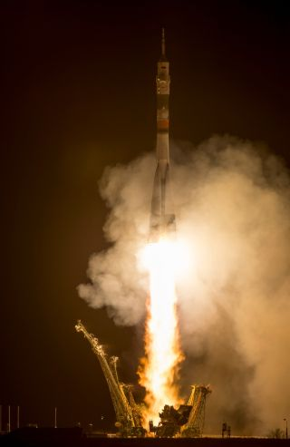 Expedition 43 Launch #3