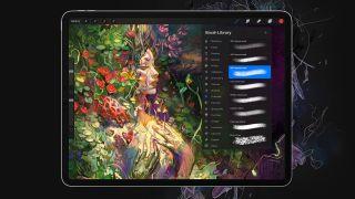 Best iPad apps for designers: Procreate
