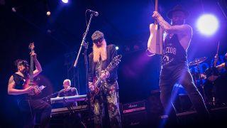 Supersonic Blues Machine announce new album Road Chronicles