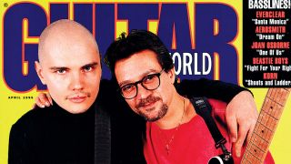Billy Corgan and Eddie Van Halen