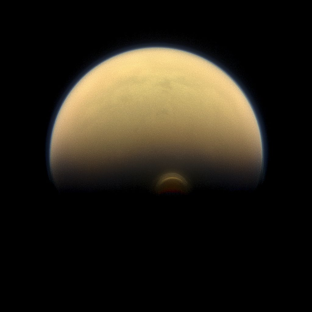 On Titan, the Polar Vortex Can Last a Shiver-Inducing 22 (Earth) Years