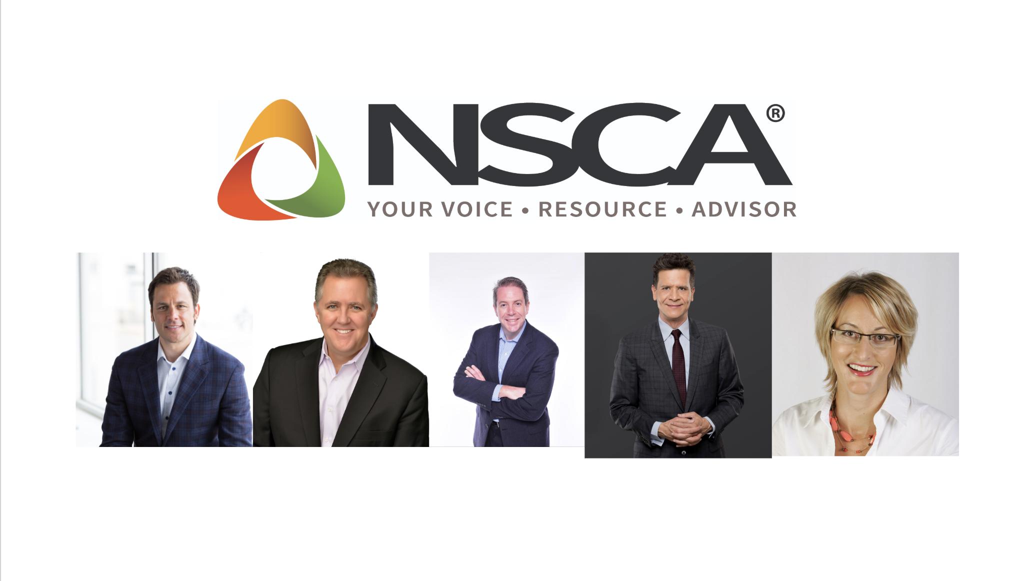 NSCA's BLC 2019 Keynotes | AVNetwork