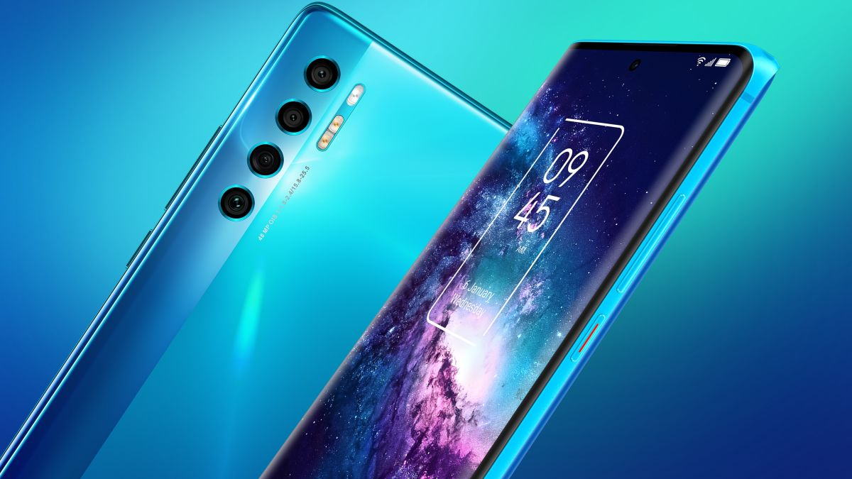 TCL 20 Pro 5G review: a smartphone with curves in all the right places