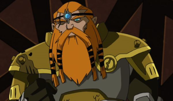 Eitri King of Dwarves