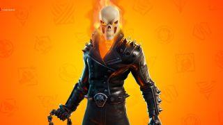fortnite ghost rider skin