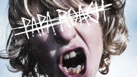 Cover art for Papa Roach - Crooked Teeth album