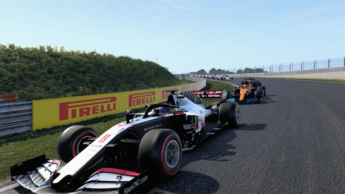 F1 2021, the first in the series published by EA, arrives in July