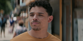 Anthony Ramos Strips To His Underwear For Iconic Calvin Klein Ad And In The Heights' Director Wants Everyone To Know What's Coming Next